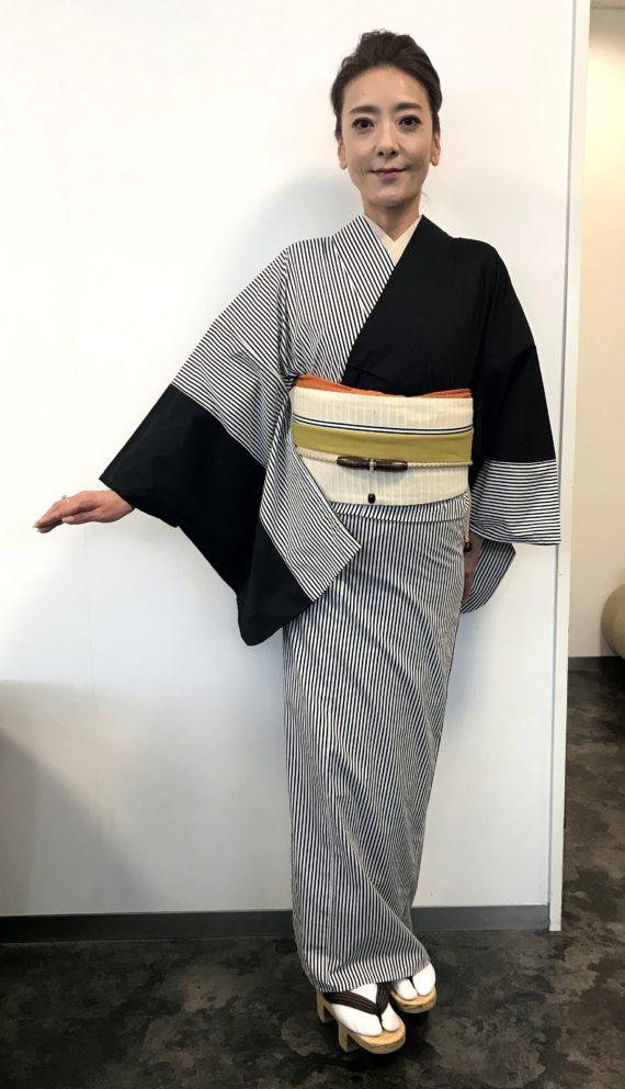 衣裳協力【西川史子 様】